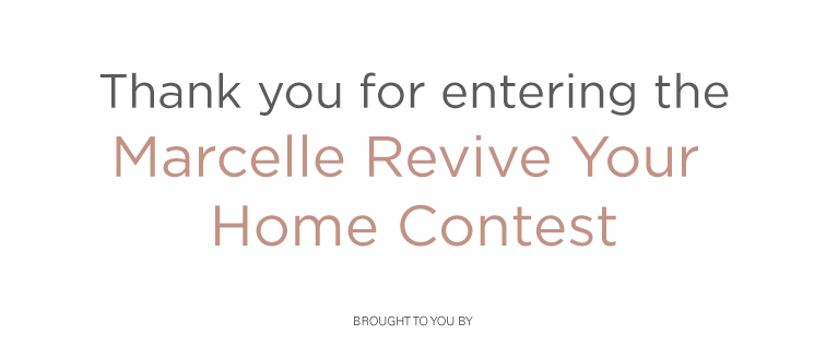 Marcelle Revive Your Home | HGTV Canada Contest