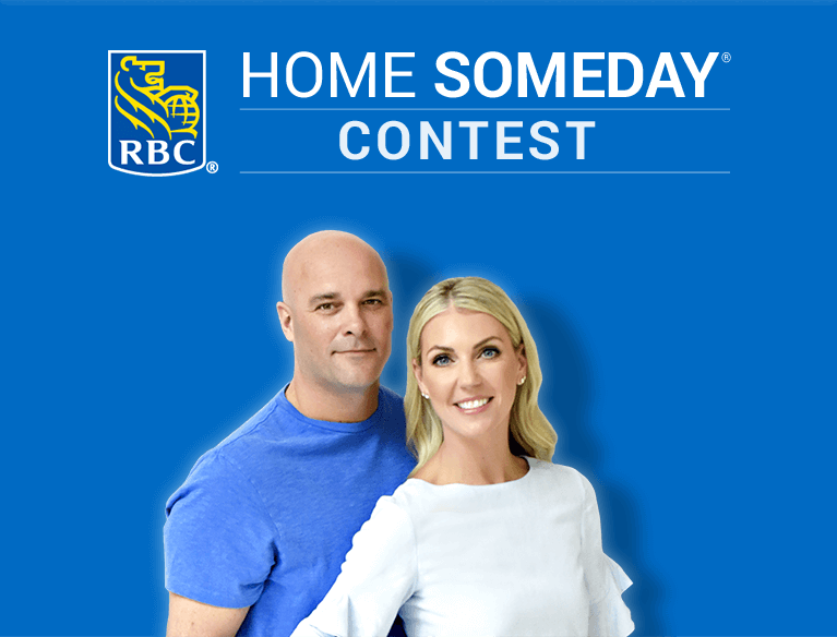 RBC Home Someday Contest  | HGTV Canada Contest