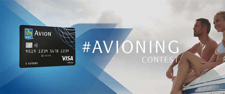 RBC® Avioning® | HGTV Canada Contest